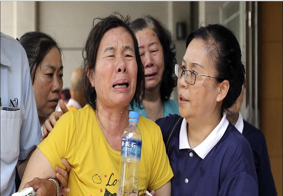 Nỗi đau kinh hoàng sau thảm họa nổ gas ở Cao Hùng 7