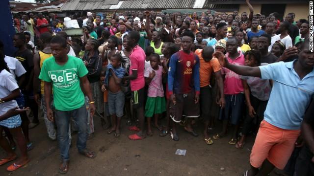 Những nguyên nhân kinh hoàng khiến số người chết bởi Ebola tiếp tục tăng (Phần 1) 2