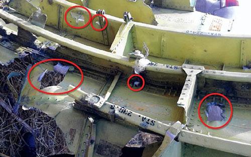Ukraine phải hoàn toàn chịu trách nhiệm vụ MH17 2