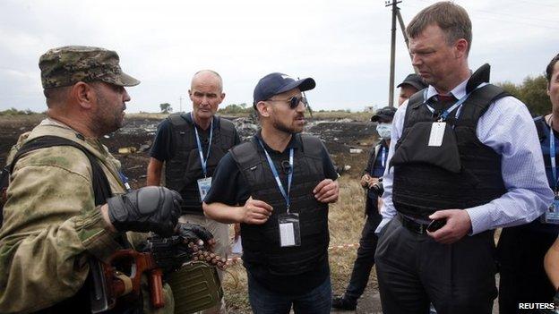 Quyết đưa thủ phạm vụ MH17 ra xét xử 2
