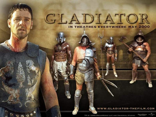 ... trai Hoàng đế Marcus giết cha để chiếm ngôi và hãm hại cả gia đình nhà  Maximus, biến Maximus thành nô lệ phải tham gia vào các các cuộc thi giác  đấu.