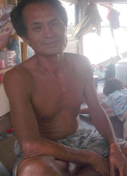 """Cuộc đời lão ngư 40 năm """"cướp cơm Hà Bá"""" trên sông Sài Gòn 2"""