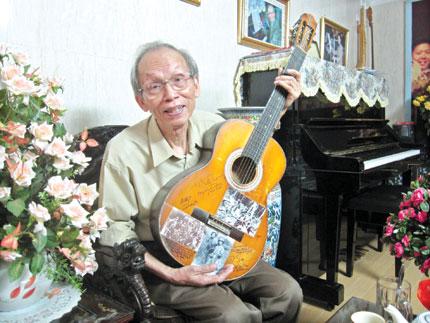 Nhạc sỹ Huy Thục với những kỷ niệm về ngày giải phóng 1