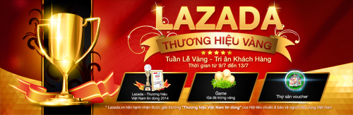 Lazada tri ân khách hàng với nhiều ưu đãi hấp dẫn 2