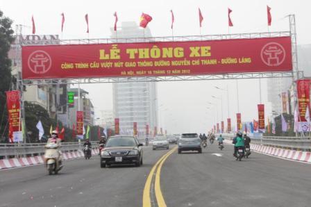 5 điểm nhấn của Hà Nội sau 5 năm mở rộng 2