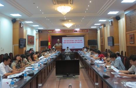 Điểm mới trong chương trình ngày hội Gia đình Việt Nam 2013 4
