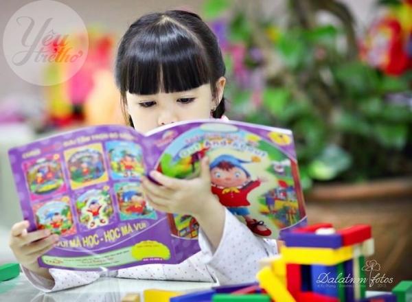 Tại sao cha mẹ Nhật dạy chữ sớm cho con? 1