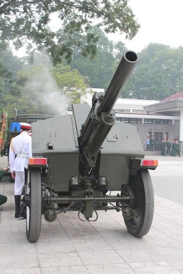 Cận cảnh công tác duyệt nghi thức Lễ tang Đại tướng 3