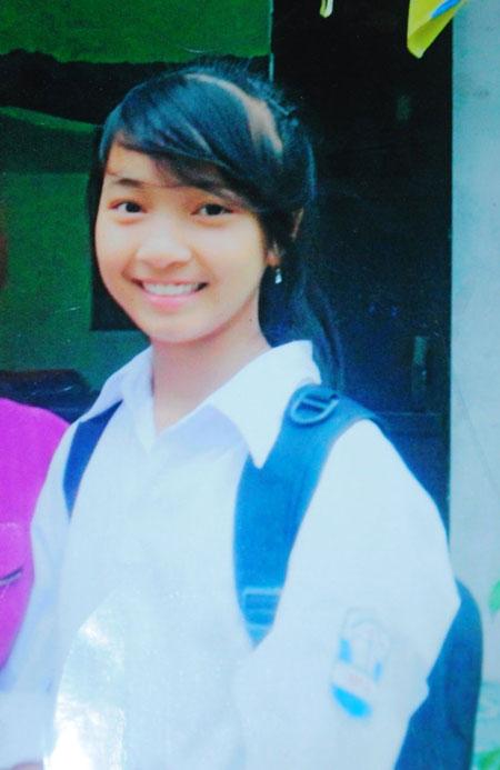 Nữ sinh lớp 8 mất tích ở Hà Nội 2