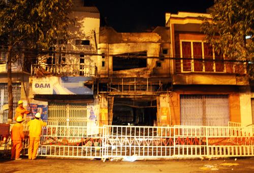 Tối định mệnh của 5 người chết cháy trong tiệm bọc yên xe 2