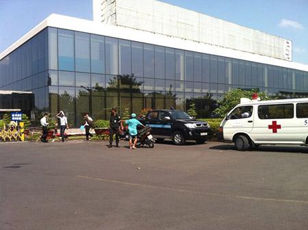 Tăng cường an ninh tại sân bay Tân Sơn Nhất 2