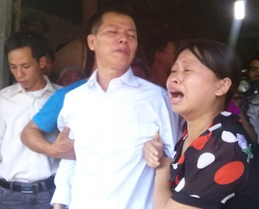 """""""Thuyết nhân quả"""" trong vụ án oan tại Bắc Giang? 1"""