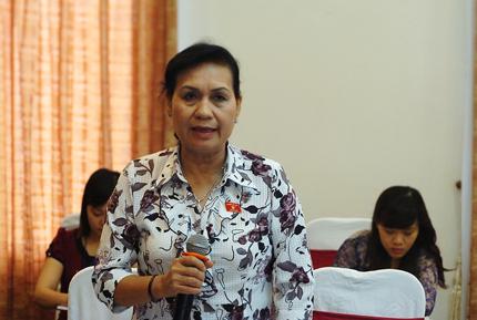 Đại biểu Quốc hội Nguyễn Thị Khá: Đây là việc làm cần thiết! 2