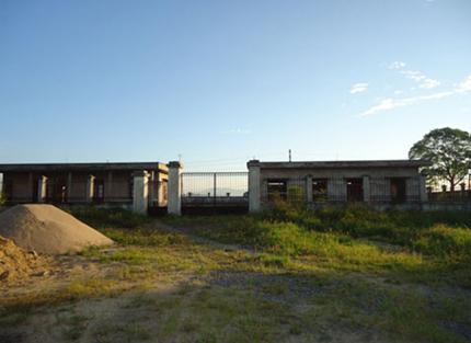 Trạm bơm tiền tỉ bỏ hoang 1