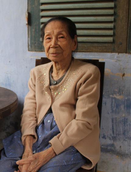 Cuối đời nghèo khó của cung nữ kế tự nhang khói 5 vị vua  triều Nguyễn 2