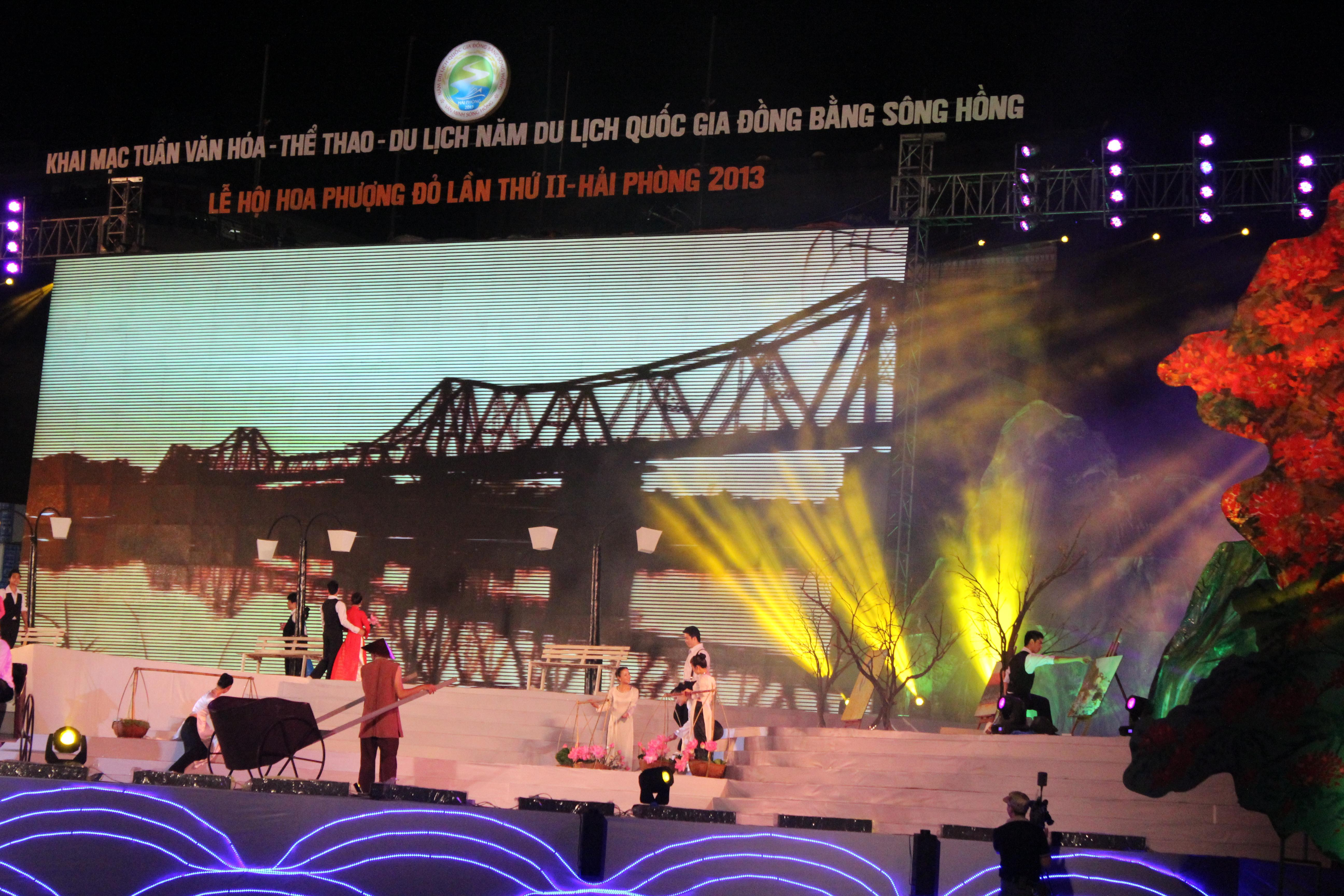 Ấn tượng và hoành tráng Lễ hội Văn minh Sông Hồng 3