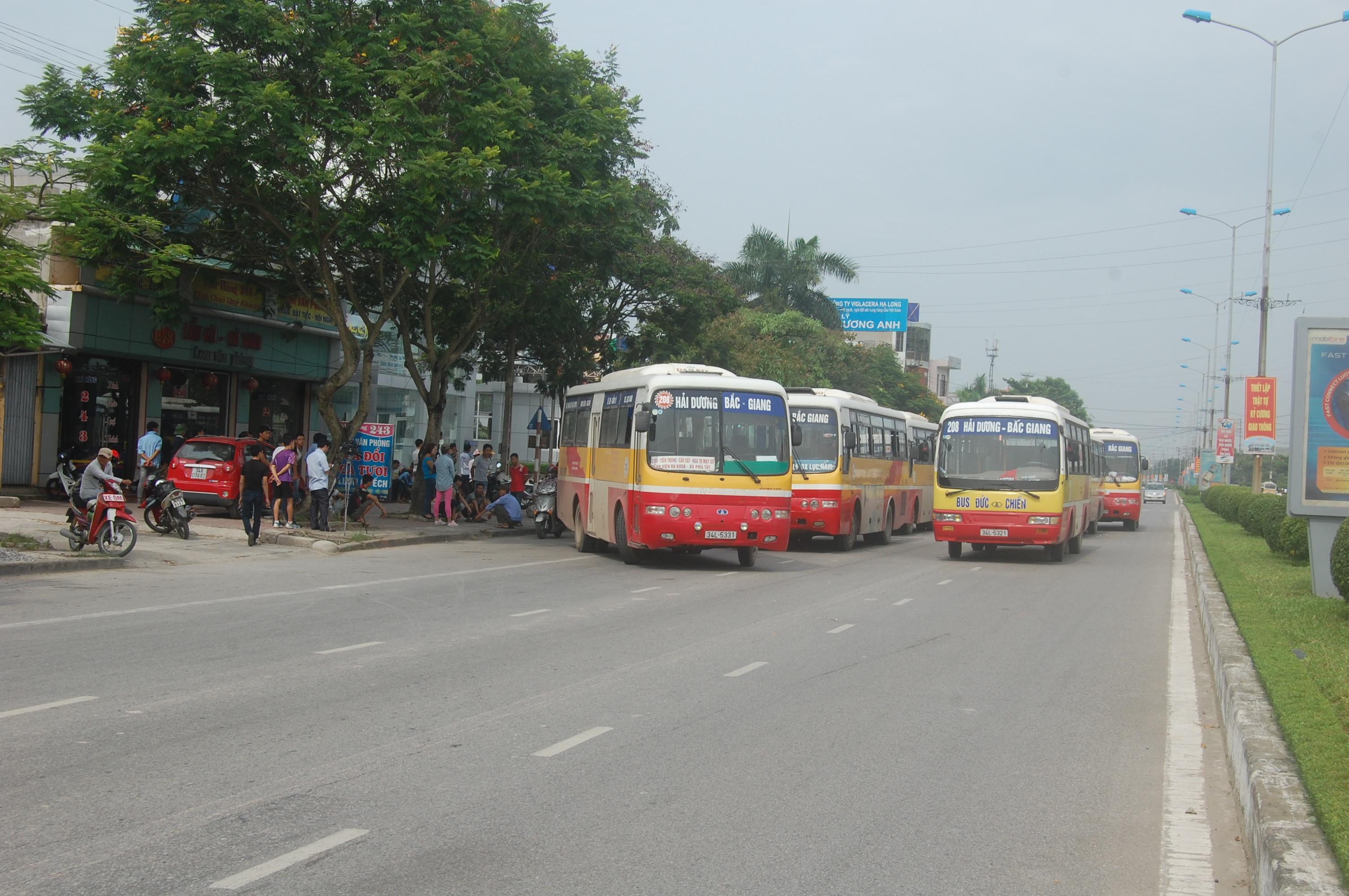 Hải Dương: Xe buýt bỏ tuyến nhưng Sở GTVT không xử lý? 1