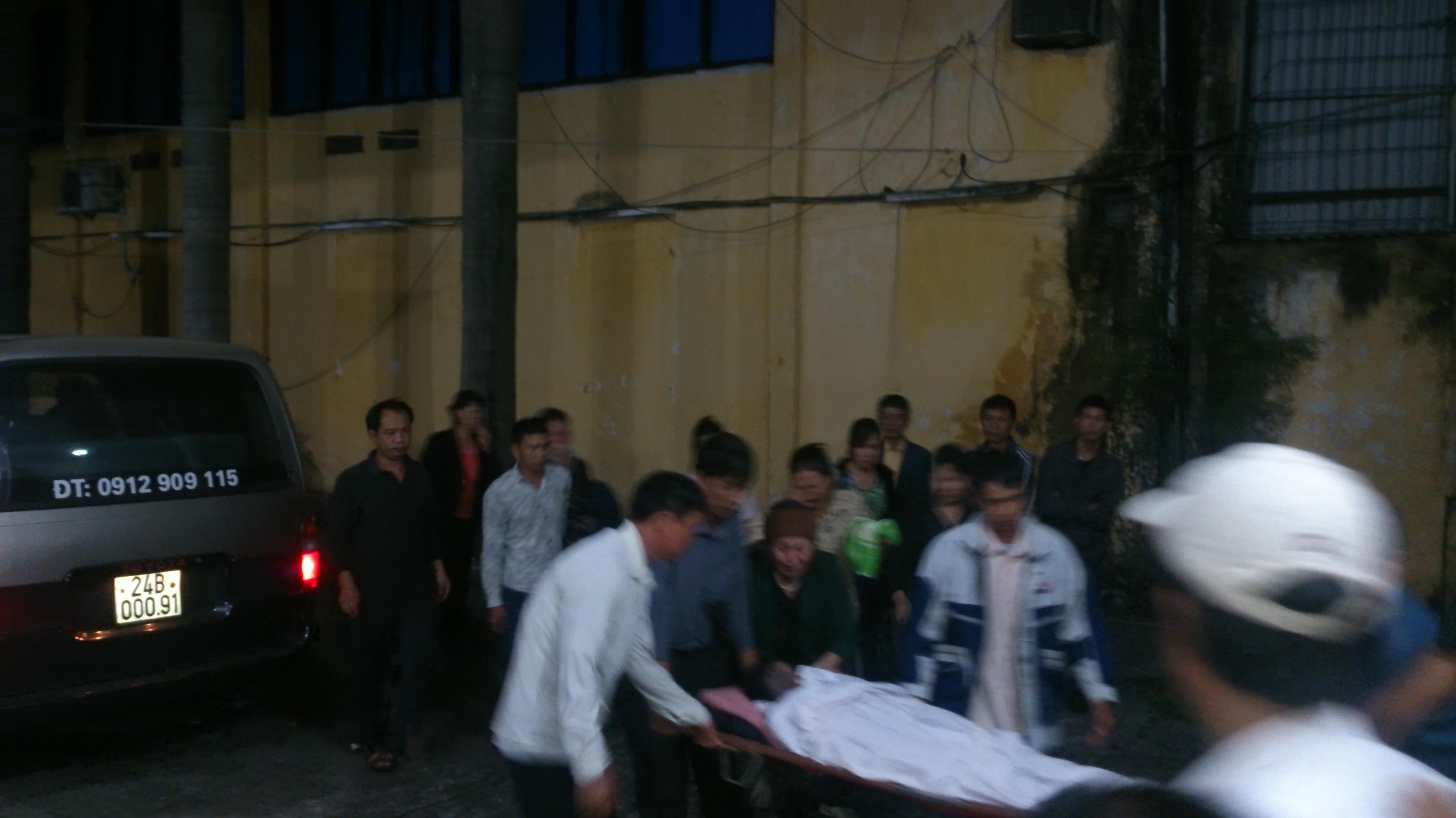 Vụ TNGT nghiêm trọng tại Lào Cai : Khởi tố vụ án, bị can 1