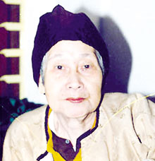 Lão bà 94 tuổi vẫn say mê vẽ 4