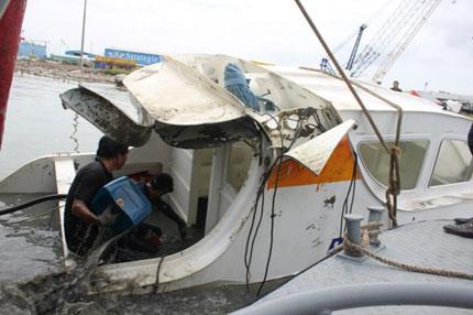Vụ chìm ca nô tại Cần Giờ (TPHCM): Có dấu hiệu che giấu thông tin 1