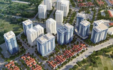 Dự án nhà ở xã hội Tây Nam Linh Đàm, Hà Nội: Bao giờ hết bãi cỏ hoang? 1