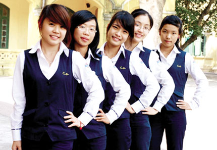 Đồng phục học sinh: Đẹp trong khuôn khổ  1