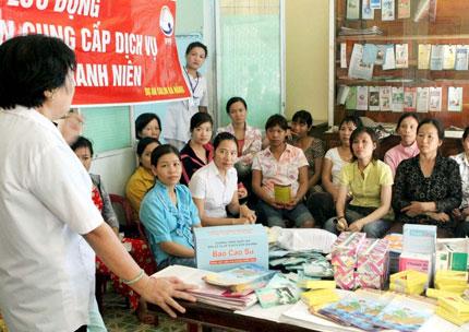 Ngày Quốc tế Thanh niên (12/8): Thanh niên di cư và những thách thức về sức khỏe sinh sản 1