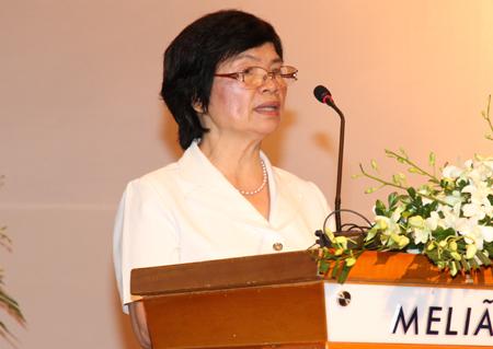 Hội thảo chia sẻ kinh nghiệm quốc tế về già hóa dân số 10