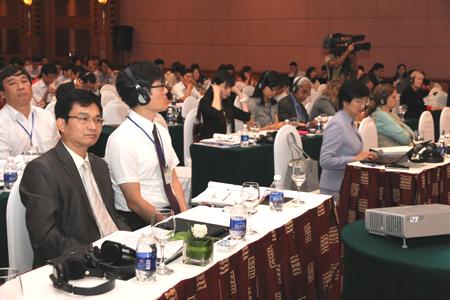 Hội thảo chia sẻ kinh nghiệm quốc tế về già hóa dân số 2