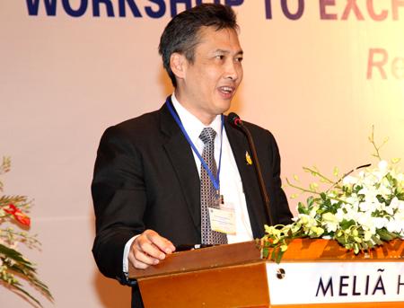 Hội thảo chia sẻ kinh nghiệm quốc tế về già hóa dân số 12