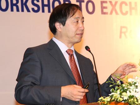 Hội thảo chia sẻ kinh nghiệm quốc tế về già hóa dân số 11