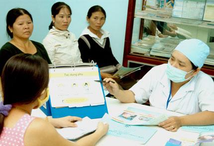 Tiếp thị xã hội các phương tiện tránh thai tại Hà Nội: Nâng cao chất lượng dân số Thủ đô 1