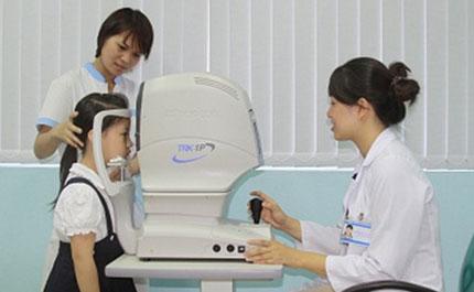 Phát hiện sớm tật khúc xạ ở trẻ 1
