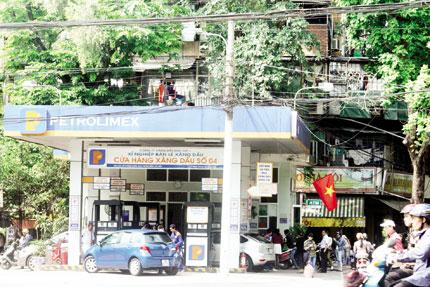 Hà Nội: Từ 1/11 đóng cửa 44 cây xăng 1