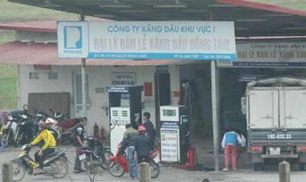 Hà Nội: Từ 1/11 đóng cửa 44 cây xăng 2