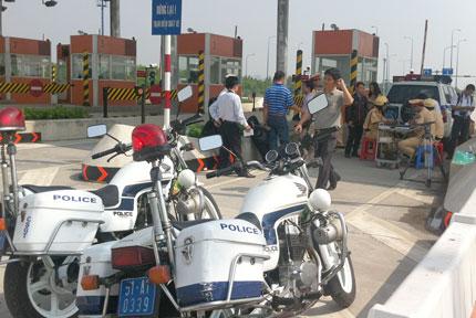"""""""Bắt nóng, phạt nguội"""" ở TPHCM: Cảnh sát sẽ không máy móc phạt ngay? 1"""