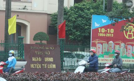 Đặt tên 2 quận mới của Hà Nội: Chín người mười ý 1