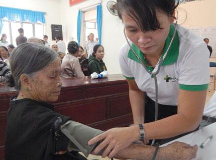 Tư vấn, chăm sóc người cao tuổi dựa vào cộng đồng tại Đà Nẵng: Mô hình hay, cần nhân rộng 1