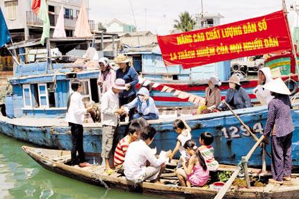 Đồng chí Nguyễn Thiện Nhân nói về công tác DS-KHHGĐ sau 10 năm thực hiện pháp lệnh dân số: Năm thành tựu, bốn khó khăn 1