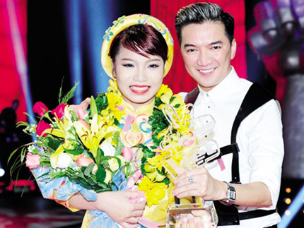 Nghi vấn quanh ngôi vị quán quân Giọng hát Việt 2013: Máy móc cũng... mập mờ?! 1
