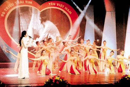 90 triệu trái tim yêu Việt Nam 9