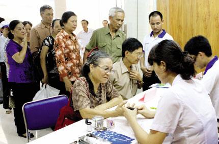 Tháng Hành động Quốc gia về Dân số (1-31/12/2013): Ứng phó với một xã hội già hóa 1