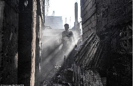 Hỏa hoạn khiến 1.000 ngôi nhà bị cháy rụi tại Philipinnes 5