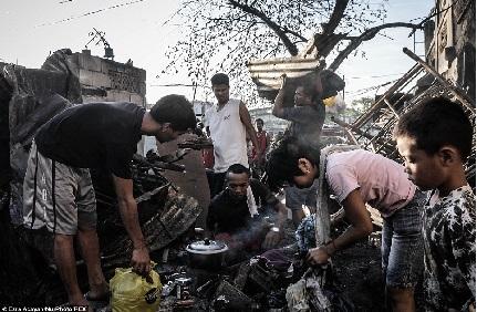 Hỏa hoạn khiến 1.000 ngôi nhà bị cháy rụi tại Philipinnes 3