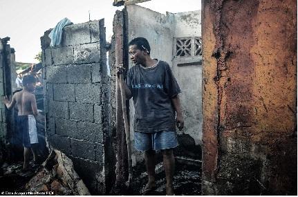 Hỏa hoạn khiến 1.000 ngôi nhà bị cháy rụi tại Philipinnes 4