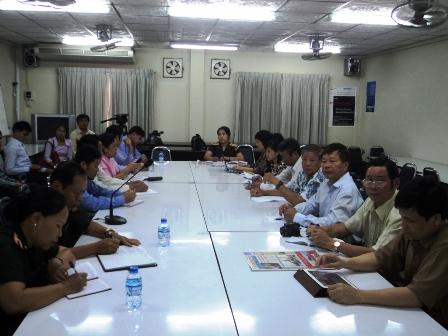 Thắt chặt tình đoàn kết, tăng cường công tác truyền thông  3