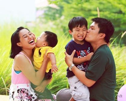 """Cùng ngắm những bức ảnh đẹp nhất, đầy xúc động về gia đình của """"Bốn mùa yêu thương"""" 17"""