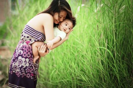 """Cùng ngắm những bức ảnh đẹp nhất, đầy xúc động về gia đình của """"Bốn mùa yêu thương"""" 4"""