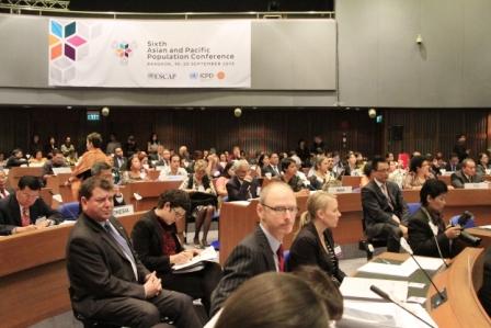 Hội nghị Dân số Châu Á - Thái Bình Dương lần thứ 6 2