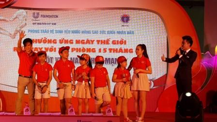 """Quang Anh The Voice Kids bùng nổ với """"Biệt đội tay sạch""""  1"""